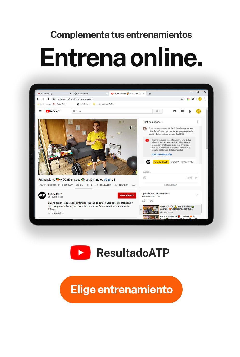 Capa superior online